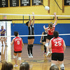 20071005 Volleyball vs  Commack 014