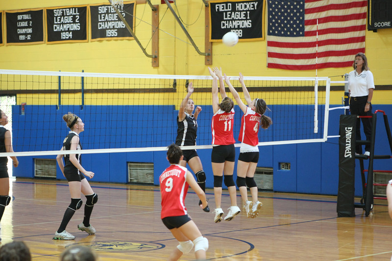 20071005 Volleyball vs  Commack 001