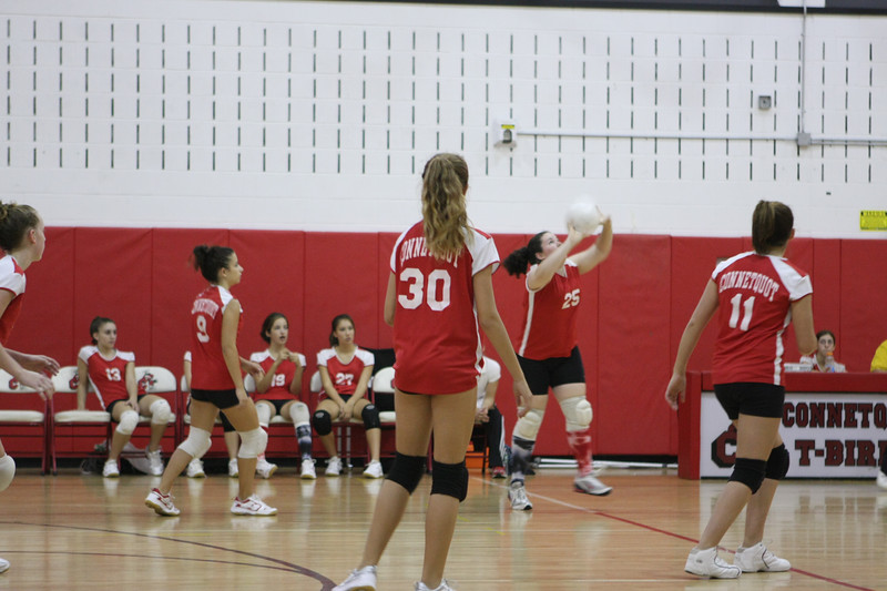 20071010 Volleyball vs  Smithtown West 001