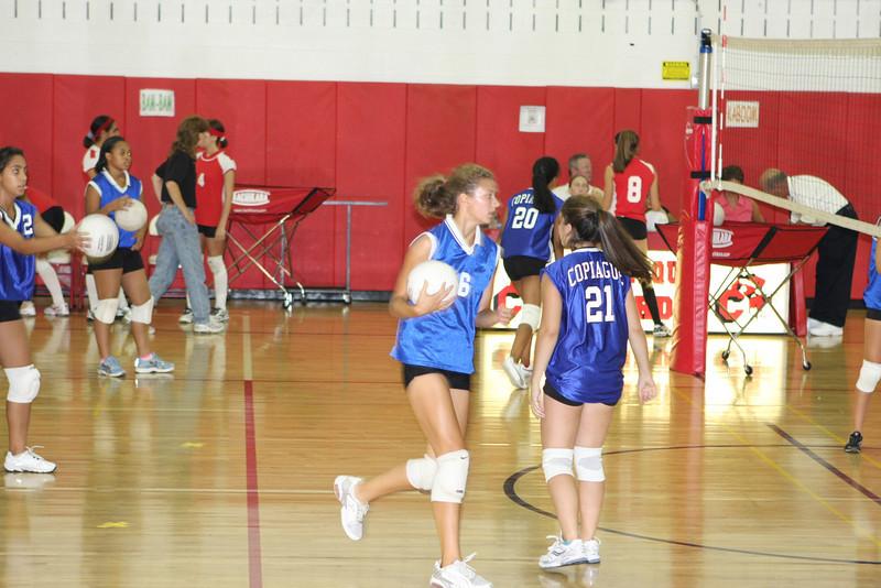 20080905 Volleyball vs  Copiague 001