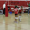 20081022 Volleyball vs  Hills West 020