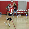 20081022 Volleyball vs  Hills West 017