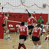 20081022 Volleyball vs  Hills West 012
