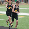 Conor ran the 3rd leg of the 4x800 relay.