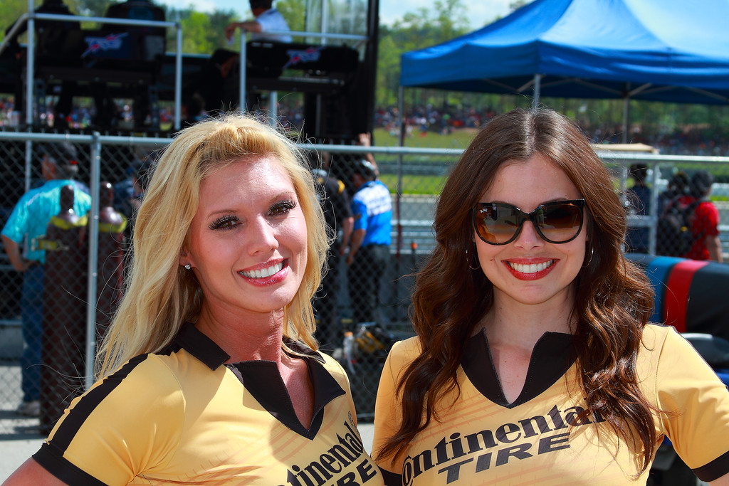 Lovely 2012 Continental Tire Girls Barber Motor Sports Park