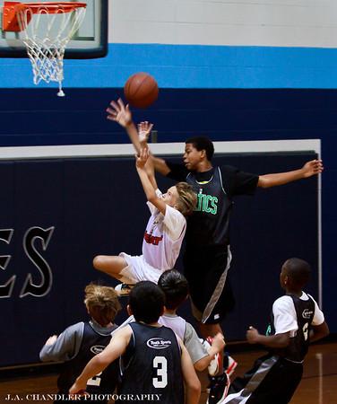 Coops Basketball 2011