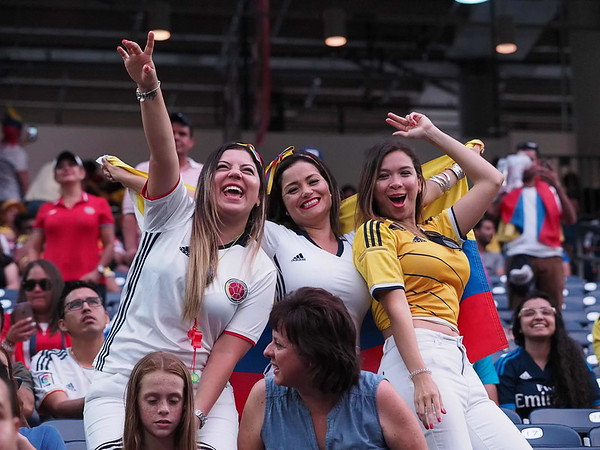 Copa America Colombia vs. Costa Rica 6.11.2016