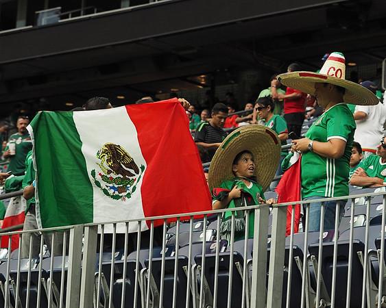 Copa America Mexico vs. Venezuela 6.13.2016