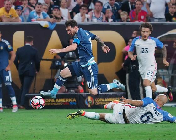 Copa America USA vs Argentina 6.21.2016
