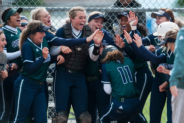 Copper Hills defeats Fremont High School 10-9 in the close game Thursday in Plain City On May 18, 2017.