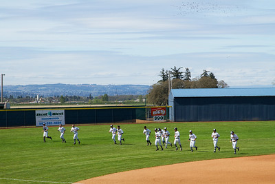 Corban Baseball