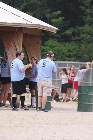 Corey & Justin Baseball Game