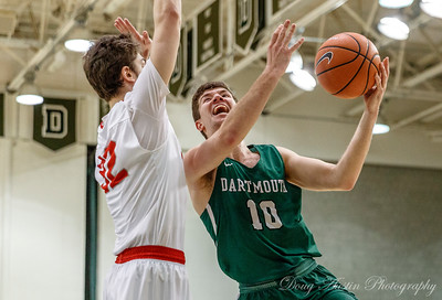 Cornell vs Dartmouth Men's Basketball