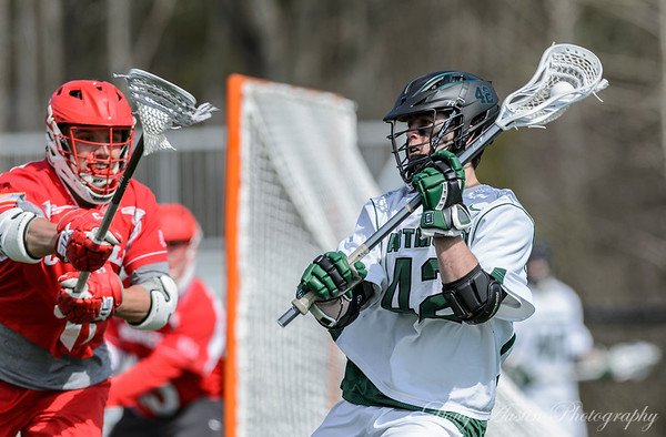 Cornell vs Dartmouth Men's Lacrosse