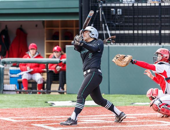 Cornell vs Dartmouth Softball - Doug-Austin-Photography