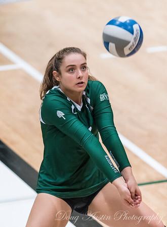Cornell vs Dartmouth Volleyball