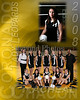 #14 Racheal Chacon Volleyball MemoryMate copy