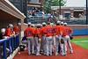 Cortland Crush visiting Syracuse Salt Cats in Syracuse, New York on Wednesday June 10, 2015.  Syracuse won 5-2.
