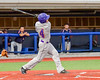 Cortland Crush Joey Assenza (4) after a hit against the Syracuse Junior Chiefs in Syracuse, New York on Thursday June 2, 2016. Cortland won 6-0.