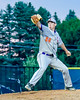 Cortland Crush Aaron Edelmon (62) on the mound against the Syracuse Junior Chiefs in Syracuse, New York on Thursday June 2, 2016. Cortland won 6-0.