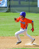 Cortland Crush Greg Mula (1) running the bases against the Rome Generals on Greg's Field at Beaudry Park in Cortland, New York on Saturday June 4, 2016. Cortland won 9-5.