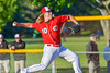 Cortland Crush hosted the Capitol City Reds on Greg's Field at Beaudry Park in Cortland, New York on Thursday, June 9, 2016. Capitol City won 4-2.