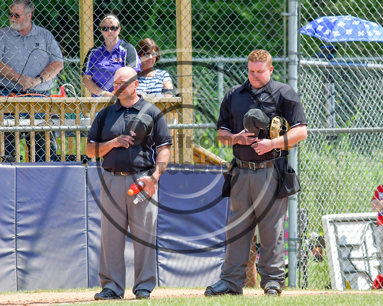 Cortland Crush hosted the Hornell Dodgers on Greg's Field at Beaudry Park in Cortland, New York on Saturday, June 18, 2016.