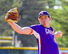 Cortland Crush Aaron Edelmon (62) pitching against the Hornell Dodgers on Greg's Field at Beaudry Park in Cortland, New York on Saturday, June 18, 2016. Hornell won 11-3.