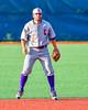 Cortland Crush David Murphy (8) playing Short Stop agains the Syracuse Junior Chiefs at OCC Turf Field in Syracuse, New York on Wednesday, June 22, 2016. Cortland won 6-2.