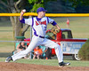 Cortland Crush Matthew Dietrich (31) pitching against the Rome Generals on Greg's Field at Beaudry Park in Cortland, New York on Wednesday, July 6, 2016. Cortland won 7-2.