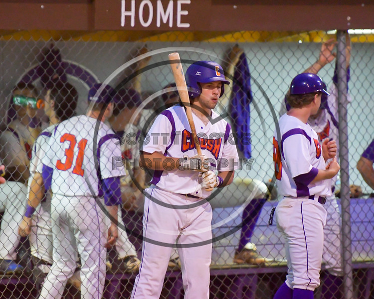 Cortland Crush Luke Gilbert (5) getting ready for his at bat against the Rome Generals on Greg's Field at Beaudry Park in Cortland, New York on Wednesday, July 6, 2016. Cortland won 7-2.