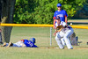 Cortland Crush Ethan Moore (36) playing First Base against the Rome Generals on Greg's Field at Beaudry Park in Cortland, New York on Wednesday, July 6, 2016. Cortland won 7-2.