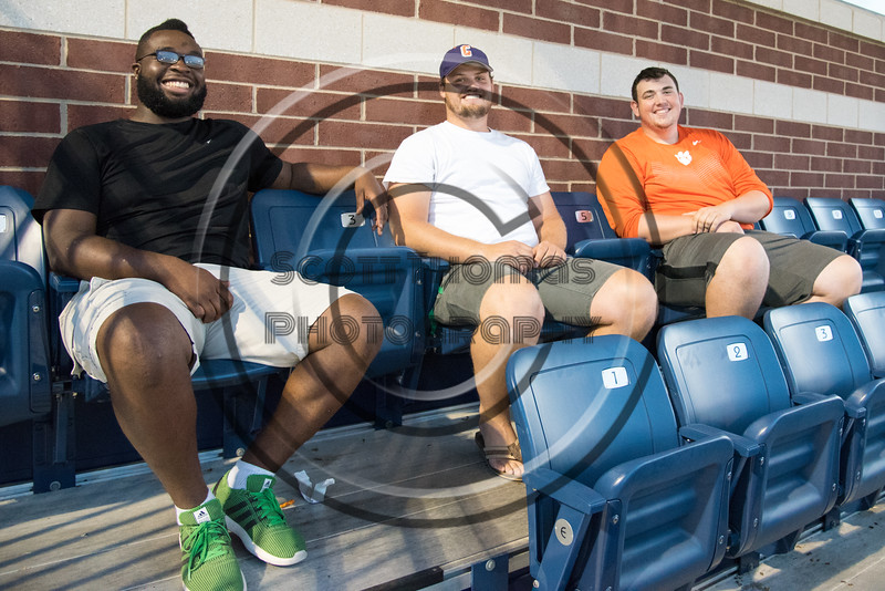 Cortland Crush visit the Syracuse Salt Cats at OCC Turf Field in Syracuse, New York on Friday, July 8, 2016. Cortland won 10-4.