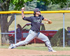 Sherrill Silversmiths Alexander Varaksa (6) pitching against the  Cortland Crush on Greg's Field at Beaudry Park in Cortland, New York on Thursday, July 21, 2016. Cortland won 3-2.