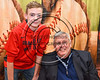 Fans meet former MLB pitcher, Tommy John, at the 2017 Cortland Crush Ice Crusher at the Ramada in Cortland, New York on Saturday, January 28, 2017.