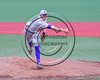 Cortland Crush Daniel Hayden (17) pitching against the Syracuse Salt Cats at OCC Turf Field in Syracuse, New York on Monday, June 5, 2017.