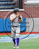Cortland Crush Dylan Ott (4) claps after scoring a run against the Syracuse Salt Cats at OCC Turf Field in Syracuse, New York on Monday, June 5, 2017.
