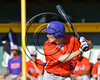Cortland Crush Tyler Schmidt (21) at bat against the Syracuse Spartans at Dick Rockwell Field in Syracuse, New York on Sunday, June 11, 2017. Syracuse won 17-9.