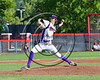 Cortland Crush Will Ginsberg (30) pitching against the Syracuse Salt Cats at Wallace Field on the SUNY Cortland campus in Cortland, New York on Thuesday, June 27, 2017. Syracuse won 4-3.