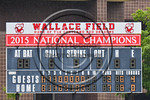 Cortland Crush defeated the Olean Oilers at Wallace Field on the SUNY Cortland campus in Cortland, New York on Thuesday, July 2, 2017. Cortland won 7-2.