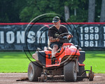 Cortland Crush hosted the Olean Oilers at Wallace Field on the SUNY Cortland campus in Cortland, New York on Thuesday, July 2, 2017. Cortland won 7-2.
