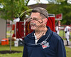 NYCBL President Steve Pindar at Wallace Field on the SUNY Cortland campus in Cortland, New York on Tuesday, July 4, 2017.