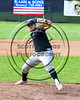 Sherrill Silversmiths Alex Gomes (5) pitching against the Cortland Crush on Greg's Field at Beaudry Park in Cortland, New York on Thursday, July 10, 2017. Cortland won 14-7.