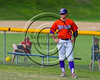 Cortland Crush hosted the Sherrill Silversmiths on Greg's Field at Beaudry Park in Cortland, New York on Thursday, July 10, 2017. Cortland won 14-7.