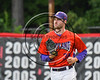 Cortland Crush Joshua Delaney (39) comes in to pitch against the Wellsville Nitros at Wallace Field on the SUNY Cortland campus in Cortland, New York on Friday, July 21, 2017. Cortland won 6-5 in 10 innings.