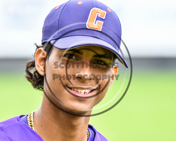 Cortland Crush Iset Maldonado (1) on Greg's Field at Beaudry Park in Cortland, New York on Sunday, June 3, 2018.