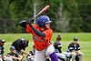 Cortland Crush Nelson Laviosa (10) at bat against the Sherrill Silversmiths at the LaFayette Junior and Senior High School Field in LaFayette, New York on Saturday, June 9, 2018. Cortland won 12-6.