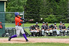 Cortland Crush Nelson Laviosa (10) gets a hit against the Sherrill Silversmiths at the LaFayette Junior and Senior High School Field in LaFayette, New York on Saturday, June 9, 2018. Cortland won 12-6.