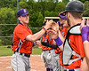 Cortland Crush visited the Sherrill Silversmiths at the LaFayette Junior and Senior High School Field in LaFayette, New York on Saturday, June 9, 2018.