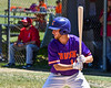 Cortland Crush Dylan Ketch (14) at bat against the Syracuse Salt Cats on Greg's Field at Beaudry Park in Cortland, New York on Saturday, June 16, 2018. Cortland won 10-0.